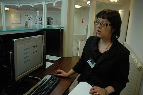 Liisa Savolainen van de Nationale Bibliotheek Finland