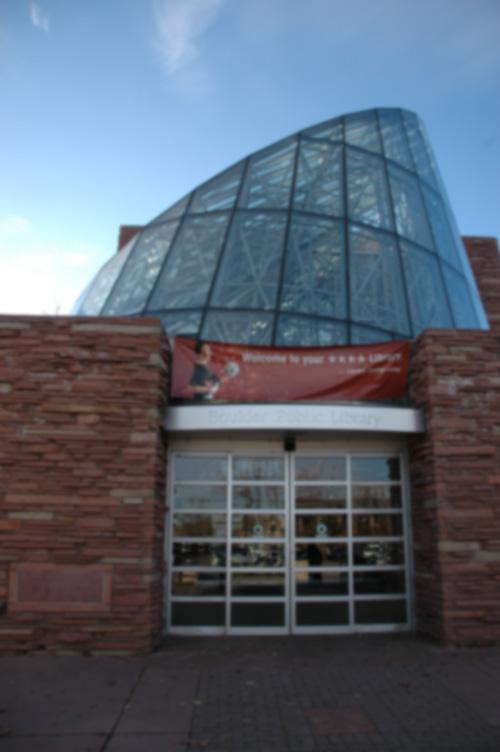 Public Library Boulder
