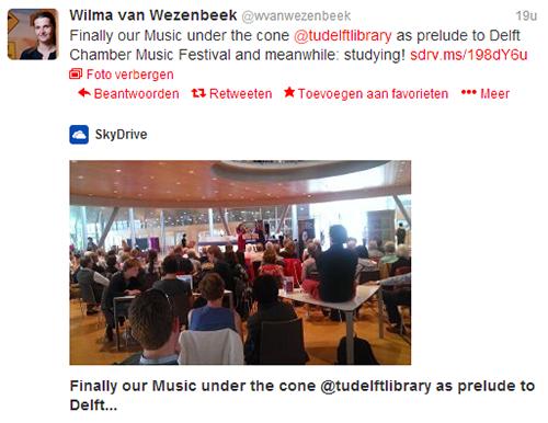 Wilmastweet