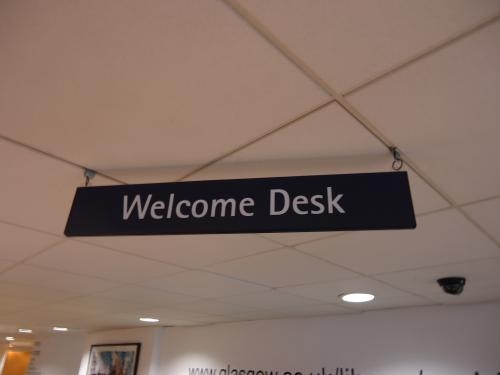 welcomedesk